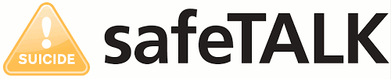 safeTALK suicide prevention Logo